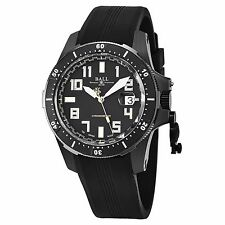 Ball Men's Engineer Hydrocarbon Rubber Strap Automatic Watch DM2176A-P1CAJ-B