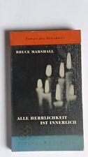T138- Bruce Marshall - Alle Herrlichkeit ist innerlich - 1959
