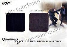 JAMES BOND COSTUME CARD QC15 BOND & MITCHELL
