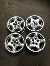 Land Rover Discovery Aluminum Wheels Rims 16 16x8 Oem Anr4848