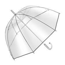 Regenschirm Glockenschirm Stockschirm Partnerschirm Kuppelschirm Hochzeit 101cm