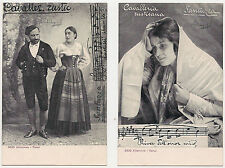 Cavalleria Rusticana - 12 cartoline nuove