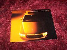 Catalogue / Brochure BUICK Park Avenue 2002 USA //