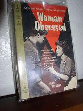 Woman Obsessed By John Mantley (PermaBook,M4146,1'st Prt.Mar.1959,Paperback)