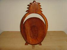 Basket  Pineapple Shape