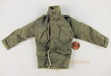 Dragon 1 6 Figure Ww2 US Infantry Airborne Recon Soldier Uniform Jacket DA146