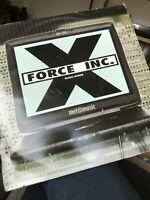"Met@music-3x 12"" Vinyl On X-Force Records!"