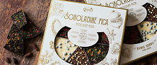 Chocolate Pizza Slices Gourmet 6 Flavors Hand Made Perfect Gift 500g 18oz