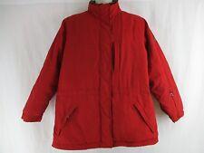 Genuine Polo Ralph Lauren Down Filled Fur Collar Bomber Jacket Size M   st2