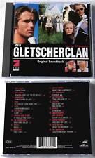 Dei ghiacciai clan Original Soundtrack-Glenn Frey, Lou Reed,... 1994 pro7 CD Top