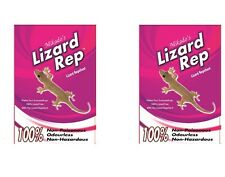 Mikado's Lizard Repellent (Pack of 2)-Organic, Non-Poisonous