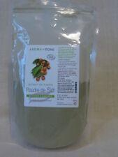 Poudre de Sidr bio Aroma Zone, shampoing végétal 150g, fixe colorations henné