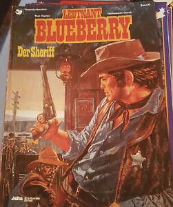 Leutnant Blueberry Bd. 6 Der Sheriff 1990 Zustand sehr gut