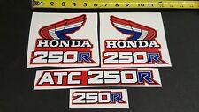 1985 HONDA ATC 250R DECAL GRAPHICS STICKER  ATC250R 85 FITS 86 1986 3 WHEELER