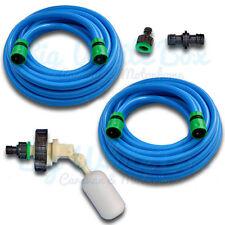 Caravan Motorhome Mains Water adapter kit for Aquaroll 15m Food Grade Hose Pipe