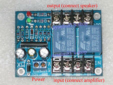 UPC1237 Dual Channel Speaker Protection Circuit Board Boot Mute Delay DC 12V-24V