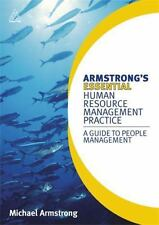 Armstrong's Essential Human Resource Management Practice: A Guide to P-ExLibrary