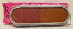 NIB Mary Kay 102300 GOLD CANYON .2 oz. MK Signature Cheek Color dual blush HTF