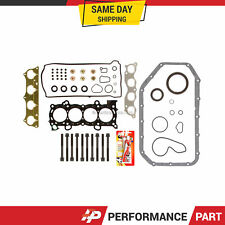 Full Gasket Set Head Bolts for 02-06 Acura RSX Honda Civic VTEC 2.0L K20A3 DOHC
