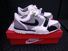 Nike Air trainer 1 st low 9 uk safari cement agassi infra 97 95 180 bw 98 93 87