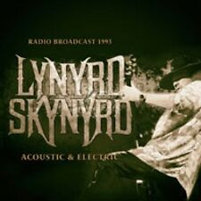 ACOUSTIC & ELECTRIC  by LYNYRD SKYNYRD  Compact Disc  1147862 rare live tracks