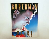 Superman: Peace On Earth - Treasury Size Softcover - Alex Ross - DC - 1st Print