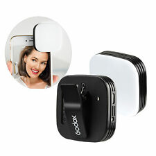 Godox Mini Selfie Flash 32 LED Video Fill Light CRI95 Built-in Battery for Phone