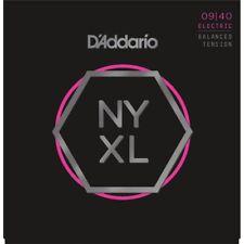 D'Addario NYXL0940BT Balanced Tension Electric Guitar Strings Super Light - 9-40