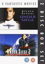Under Siege/under Siege 2 7321900224970 DVD