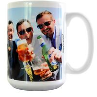 Personalised Mug With Your Photo and Text Name Custom Birthday Gift Present