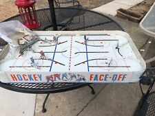 Face-Off Fast Action Manual Hockey Game- Vintage
