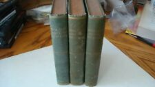 Rollin's Ancient History Student Edition Three(3) Volumes 1800's