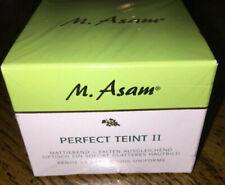 M. Asam PERFECT TEINT II 50ml Smooths Wrinkles & Large Pore Matte Primer 1.69 oz