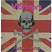 Garage Punk, The Vibrators, Audio CD, New, FREE & Fast Delivery