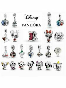 New Pandora Disney Characters Collection Charms S925 ALE FLASH SALE!
