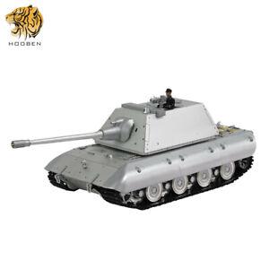HOOBEN German 1/16 E100 Super Heavy Tank Panzerkampfwagen E-100 Gerät 383 TG-01