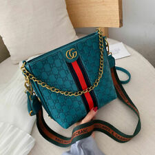 GUCCI Women Handbag pure Leather Women Famous Brand Shoulder Bags