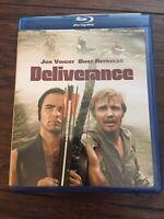 Deliverance - Blu Ray - Brand New - Burt Reynolds, Jon Voight + Features/Extras