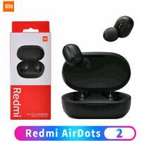 Xiaomi Redmi AirDots 2 Wireless Bluetooth 5,0 TWS Kopfhörer Wireless Stereo ♓☪