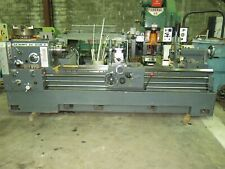 Geminis Ge-650 Gap Bed Lathe 26/33″ x 80″ in/mm with Tooling