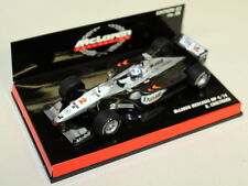 Minichamps 1/43 Scale 530 994302 McLaren Mercedes MP4-14 D Coulthard Diecast F1