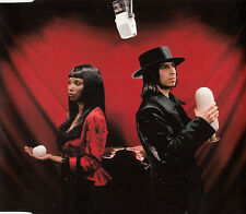 WHITE STRIPES : BLUE ORCHID CD1  (SINGLE)  - like new