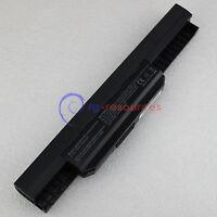 5200mah Battery For ASUS X54C X54H X54HR X54HY X54L X54LY A41-K53 6cell Notebook