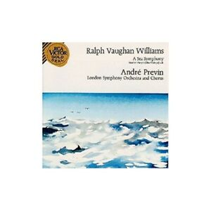 Andre Previn - Vaughan Williams: Symphony No 1 - Andre Previn CD BEVG The Cheap
