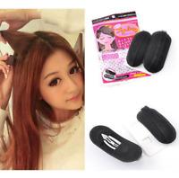 2pcs Women Sponge Hair Insert Clip Volume Back Beehive Marking Style Tool Holder