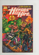 Heroes For Hire #1 - Iron Fist Luke Cage Nova Hulk! - (Grade 7.5) 1997