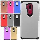 For LG G7 ThinQ HARD Astronoot Hybrid Rubber Silicone Case Phone Cover Accessory