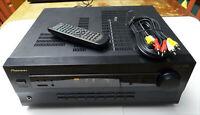 Pioneer 5.1 Channel Dolby Digital A/V Receiver VSX-D309 Serviced Works Bundle