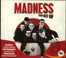 MADNESS -THE VERY BEST OF 2 CD (Released 2014) - New Sealed- x