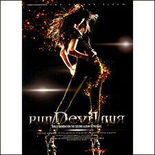 SNSD Girls' Generation - Run Devil Run (Repackage) 2nd New Sealed CD KPOP